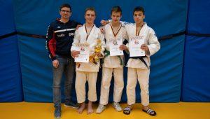 Tolle Erfolge für Oberbayern MU15 bei der Süddeutschen Einzelmeisterschaft