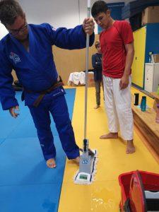 Judo-Neustart bei den Aiblingern