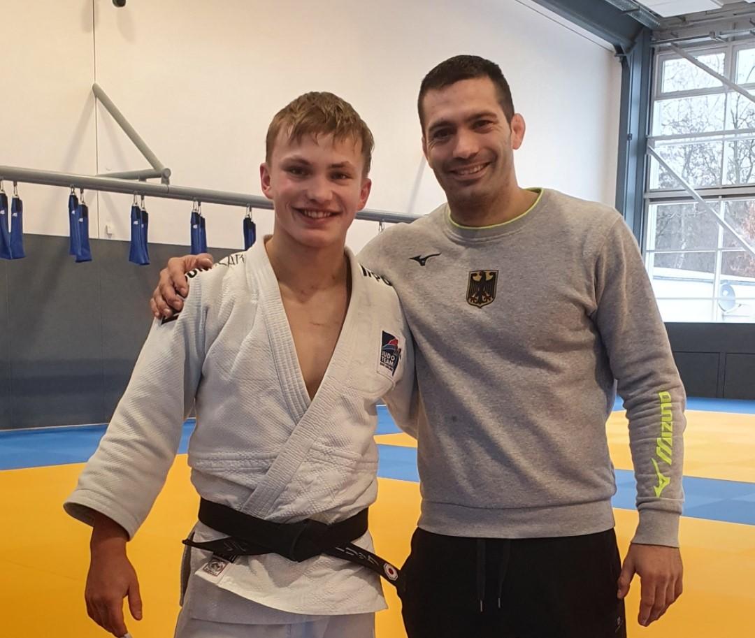 Judolehrgang mit Javier Madera in Bad Aibling
